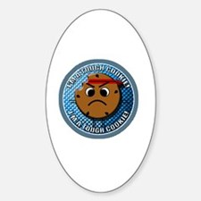 Cool Tough cookie Decal