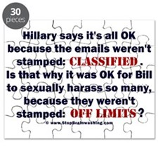 Fraud Hillary Puzzle