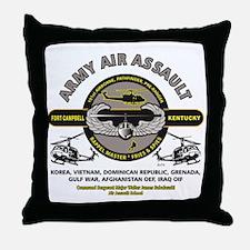 Unique Air Throw Pillow