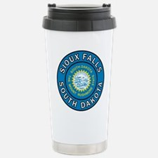 Sioux Falls Stainless Steel Travel Mug