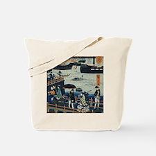 Funny Ukiyo e Tote Bag