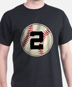 Cool Number 2 T-Shirt