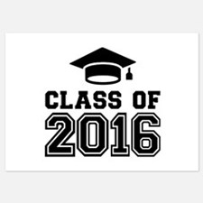 Class of 2016 5x7 Flat Cards