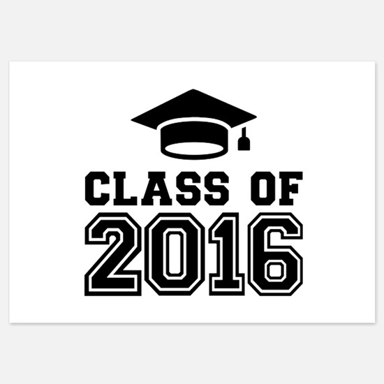 Class of 2016 Invitations
