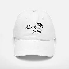 Master 2016 Baseball Baseball Cap
