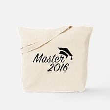 Master 2016 Tote Bag