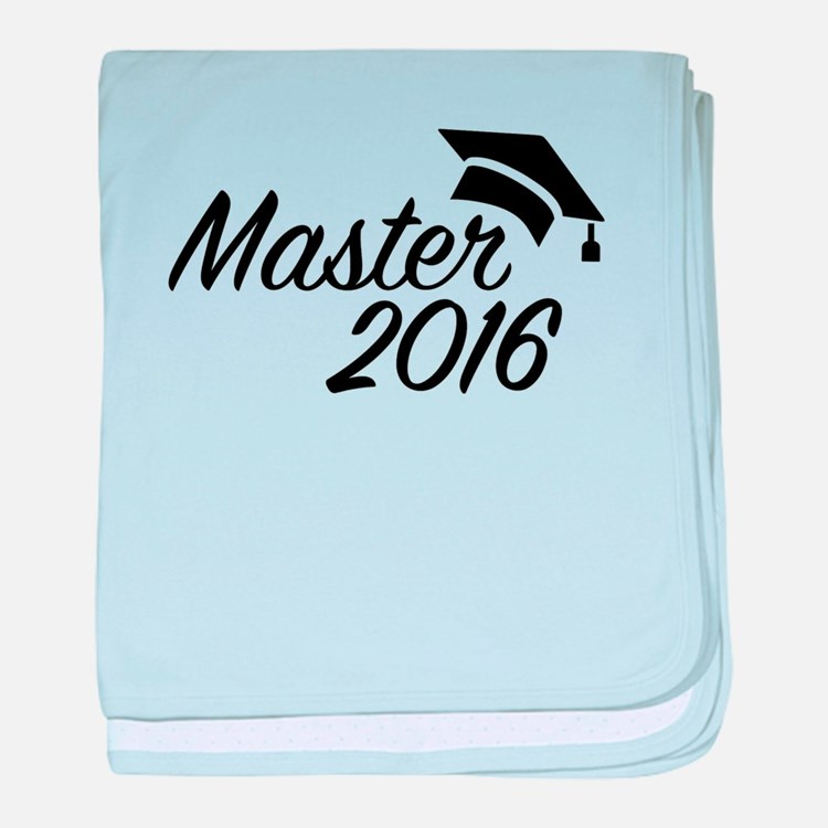 Master 2016 baby blanket