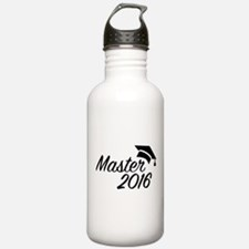 Master 2016 Water Bottle