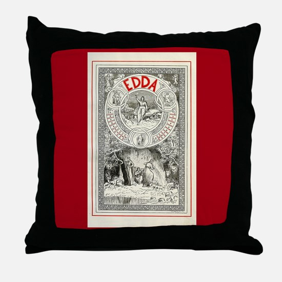 Edda Throw Pillow