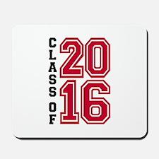 Class of 2016 Mousepad