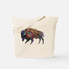 Cute Colorado buffaloes Tote Bag