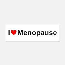 Menopause Car Magnet 10 x 3