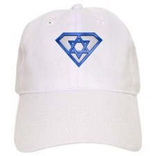 Super Jew/Israeli Cap
