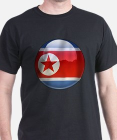 DRP Korea Flag Jewel T-Shirt