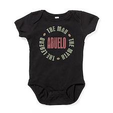 Cute Man Baby Bodysuit