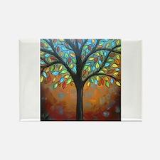 Cute Autumn Rectangle Magnet (10 pack)