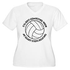 QUIT VB T-Shirt