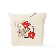 Vegas 21st Birthday Tote Bag