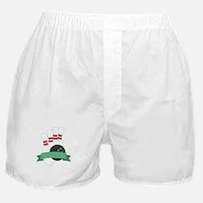 Bowling Logo Boxer Shorts