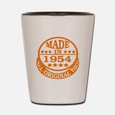 Made in 1954, All original parts Shot Glass