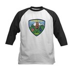 Mountain Village Police Kids Baseball Jersey