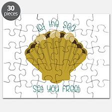 Sea Set You Free Puzzle