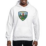 Mountain Village Police Hooded Sweatshirt