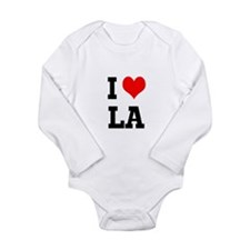 Cool La Long Sleeve Infant Bodysuit