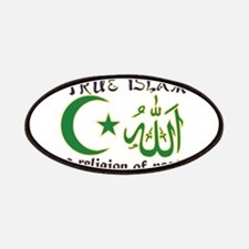 Religion Of Peace Patch