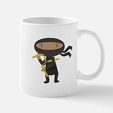 Funny Ninja Mugs
