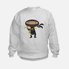 Funny Ninja Sweatshirt