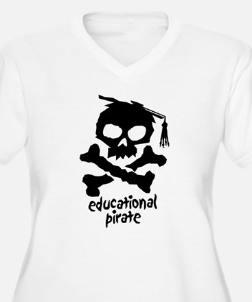 Educational Pirate T-Shirt