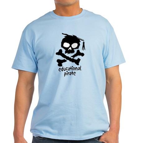 Educational Pirate Light T-Shirt