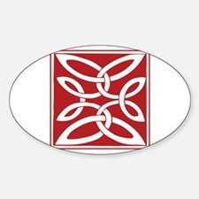 Anglo-Saxon Knot Decal