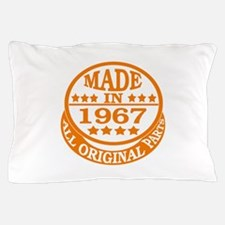 Made in 1967, All original parts Pillow Case