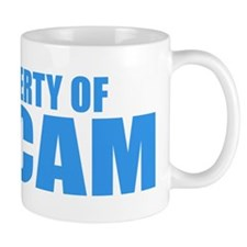 Funny PROPERTY OF OCCAM Shaving Mug