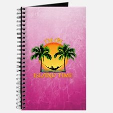 Pink Island Time Journal