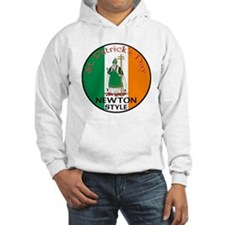 Newton, St. Patrick's Day Hoodie