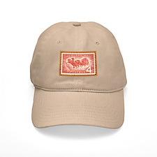 1958 Overland Mail Baseball Cap