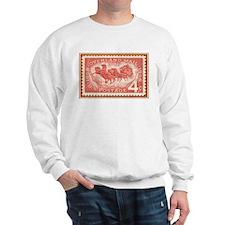 1958 Overland Mail Sweatshirt