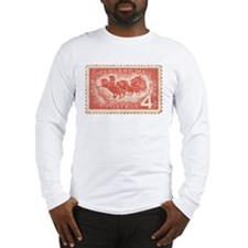 1958 Overland Mail Long Sleeve T-Shirt