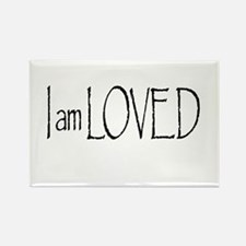 Funny Cute owl valentines day Rectangle Magnet (100 pack)