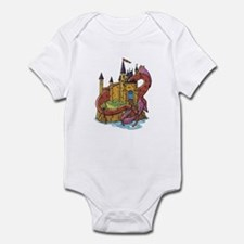 Dragon 1 Infant Bodysuit