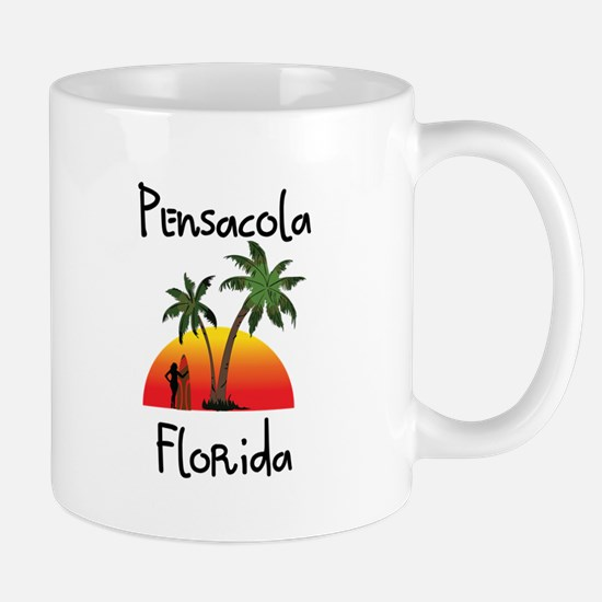 Pensacola Florida Mugs