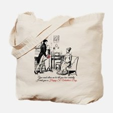 Ardently St. Valentine's Day Tote Bag