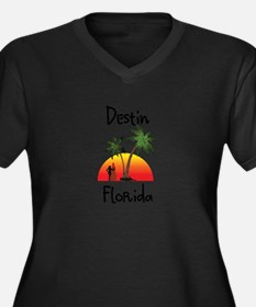 Destin Florida Plus Size T-Shirt