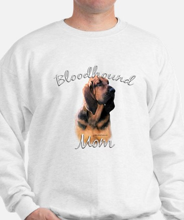 Bloodhound Mom2 Sweatshirt