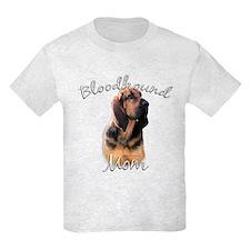 Bloodhound Mom2 T-Shirt