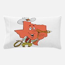 Texas toon Pillow Case
