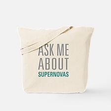 Supernovas Tote Bag